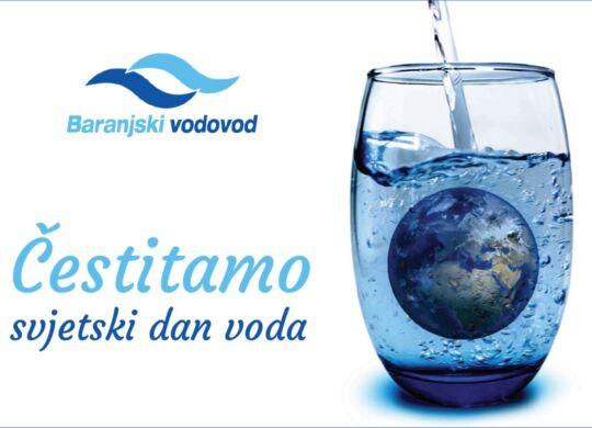Baranjski vodovod - dan voda